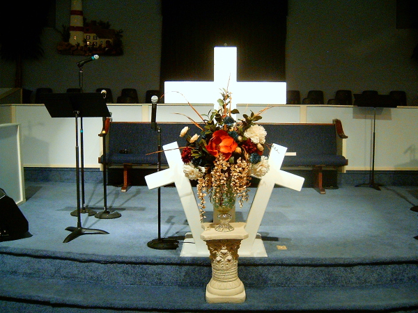 Lighthouse Baptist Church Arrangement 2010