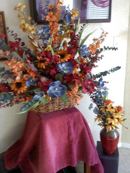 Fall Church Arrangement (FBC)