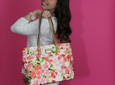 WHAT'S IN THE BAG: Ashley Ann Henning