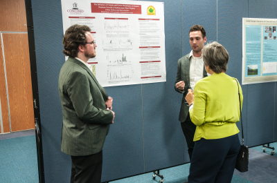 EGL Students Present Research at UT Geography Symposium