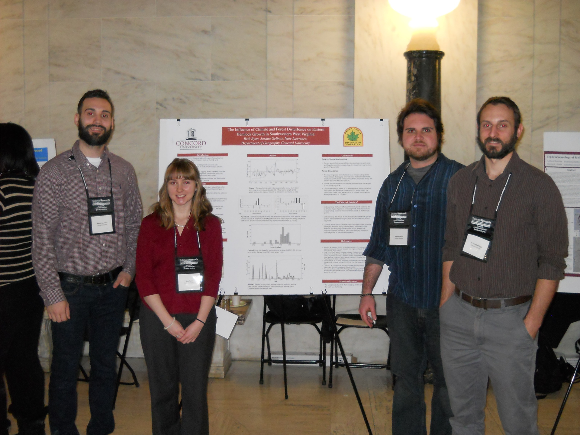 Undergraduate Research Day at the Capitol