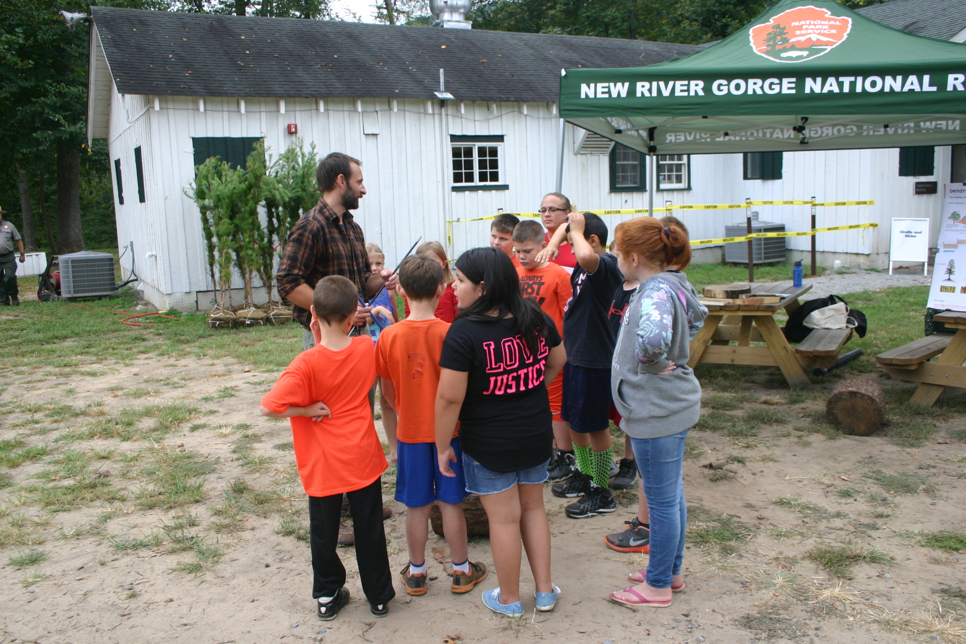 Learning Activities @ New River Gorge National RIver