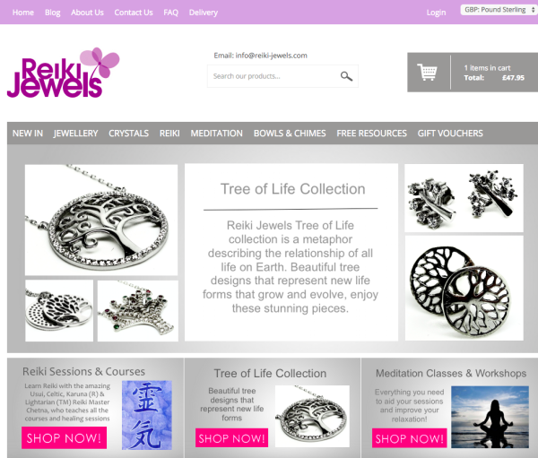 Reiki-Jewels.com