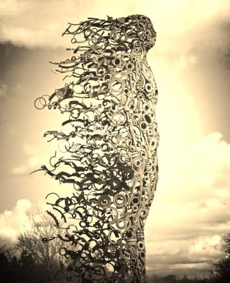 Penny Hardy Sculpture