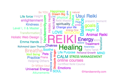 Reiki Explained by Emma Hands
