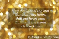 Denise Linn Quote