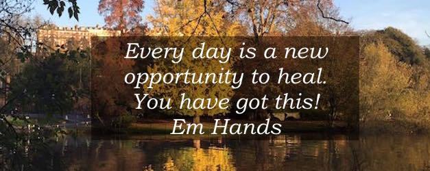 Handserenity Blog