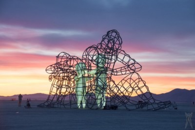 Image from Burning Man 2016