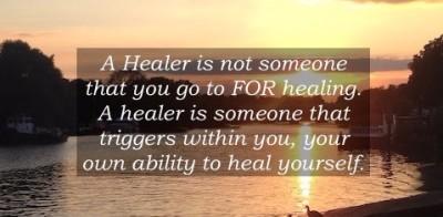 Healer Quote