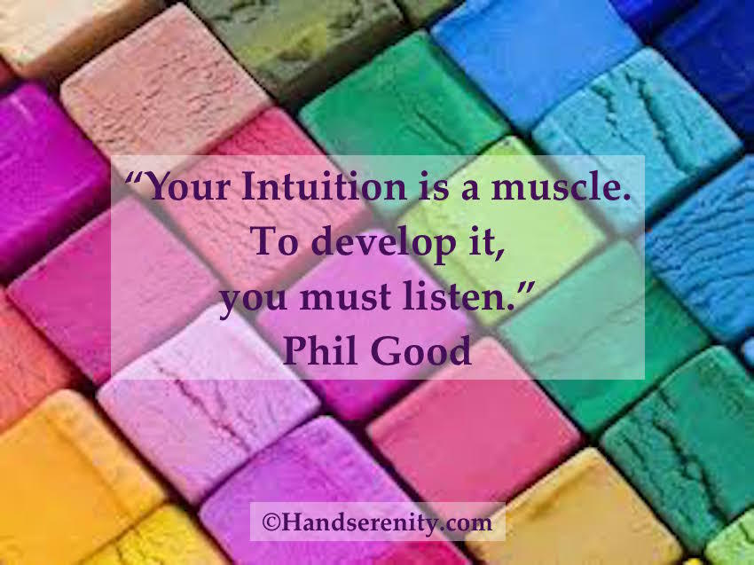 Learning to Recognise the Voice of Intuition