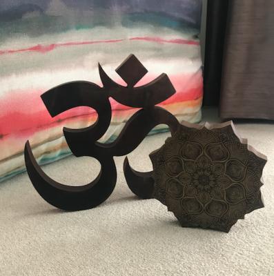 Om & Mandala by Krasendom