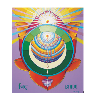 Bindu Chakra - The Fountain of Youth