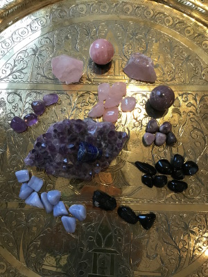 Are you Feeling Overwhelmed? Seven Crystals to Help.