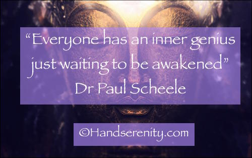 Dr Paul Scheele Quote