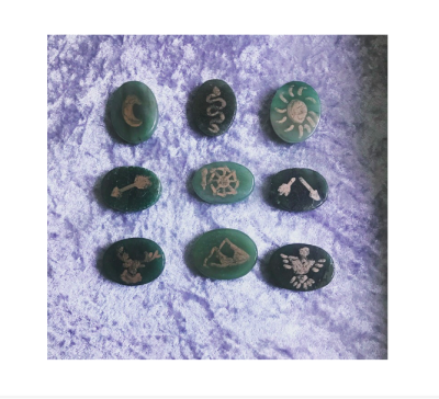 Warrior Stone Oracle Readings