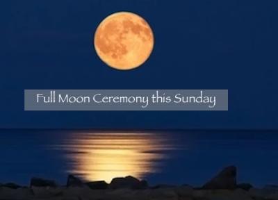 Invigorating August Full Moon for Manifesting.