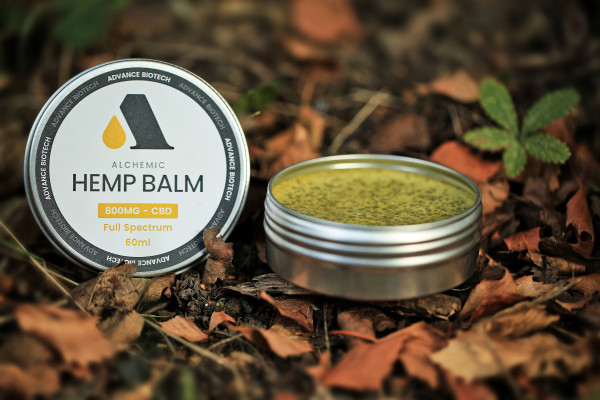 Alchemic Hemp Balm