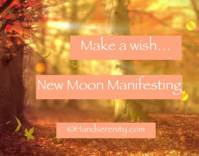New Moon Ritual for October