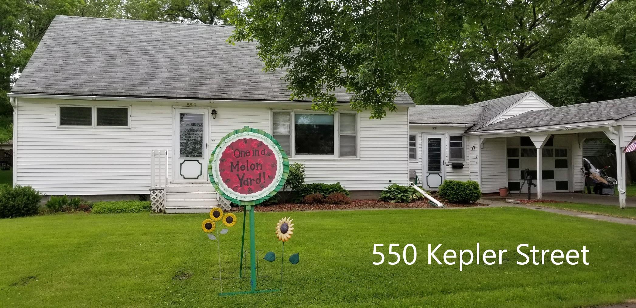 550 Kepler