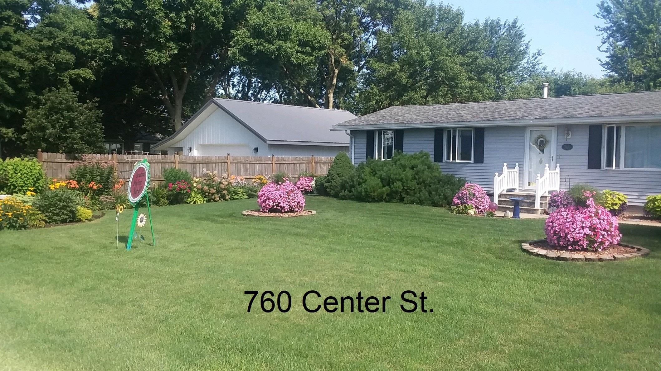 760 Center Street