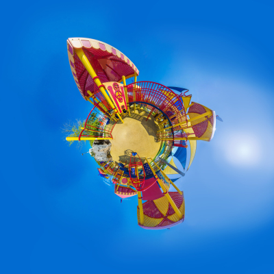 Tiny Planet: Playground