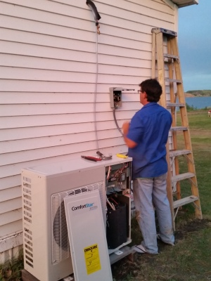 Air Conditioning:  Hiring a Professional
