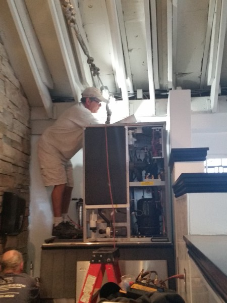 Ice Machine Install