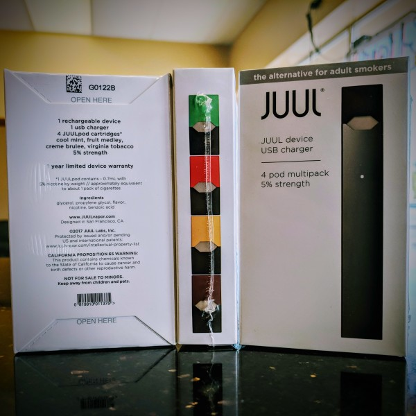 What the hell is going on with Juul???
