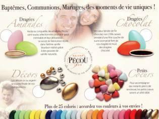 PECOU Confections