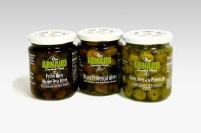 Olive Mixes