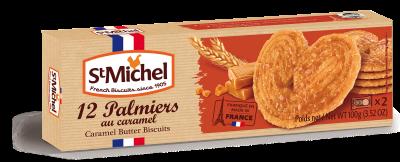 Caramel Palmier