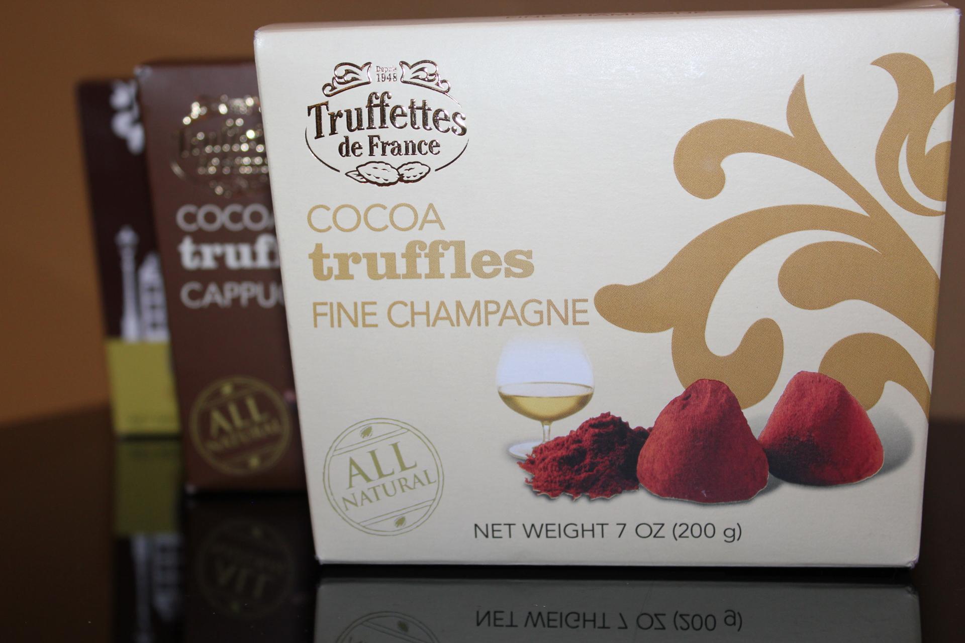 Cocoa Truffles