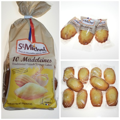 10 pc Madeleine Bag