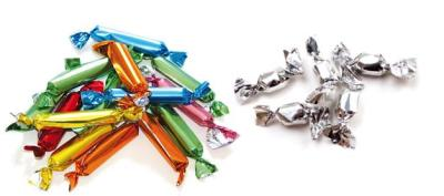 Assorted Foil Wrapped Candies