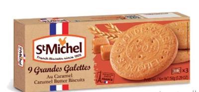 Caramel Galette