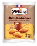 Mini Madeleines 85g