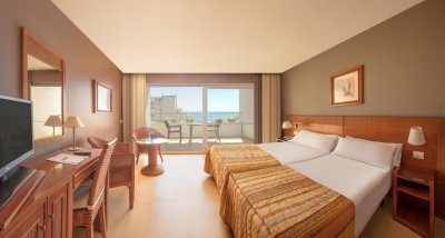 Spa Hotel Hotel Rh Ifach in Calpe