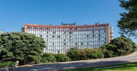 Hotel Eurostars Ciudad de la Coruna In Galicia