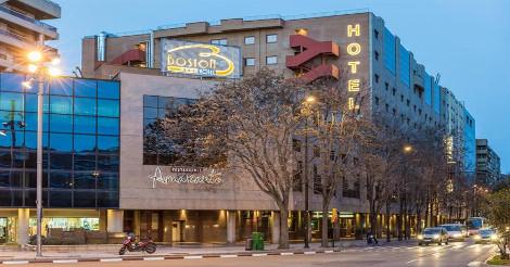 4 Star Eurostars Boston in Zaragoza Spain