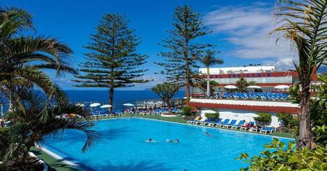5 Star Hotel Best Semiramis In Tenerife