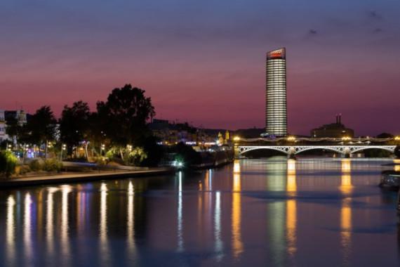 Cheap Hotels In Seville, Hotel Eurostars Torre