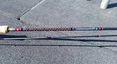 Custom Built Rods