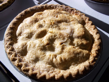 Fresh Baked Pie