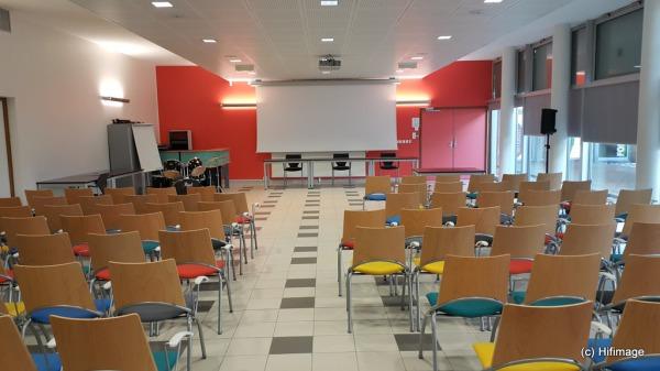 Salle réunion sonorisation