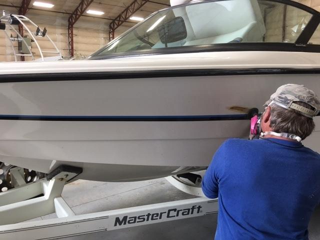 Fiberglass Repair, Boat Repair, Fiberglass Repair, Lake Minnetonka