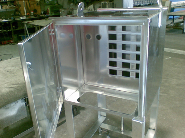 Fabrication welding