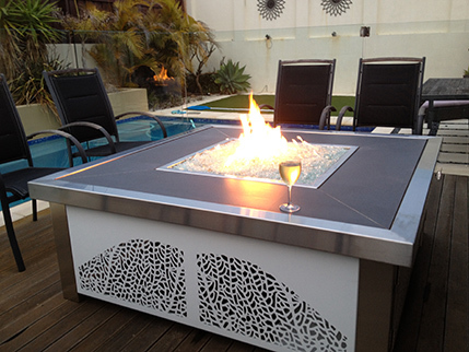 Fire Pit Custom Made