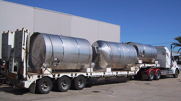 Commercial Stainless