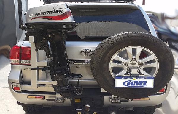 rear wheel carriers