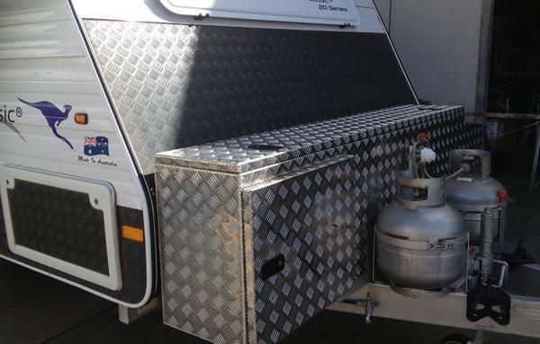 storage camping